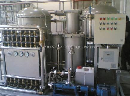 15ppm Marine Bilge oil water Separator