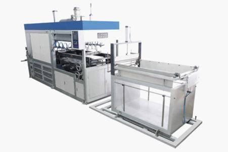Automatic Hi-Speed Vacuum Forming Machine