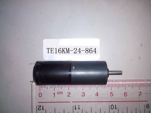 24V Micro DC Motor TE16KM-24-864