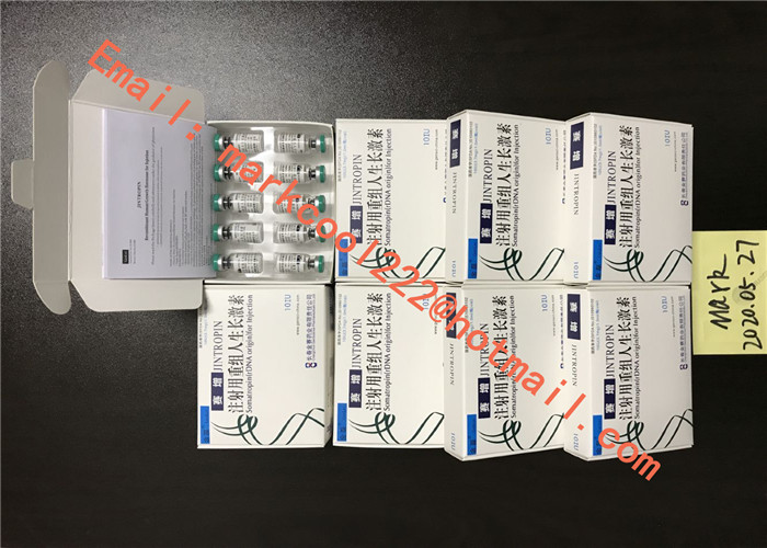 Jintropin Gensci 100iu / Kit Anti Aging Peptides Pharmacy Grade For Big Mass