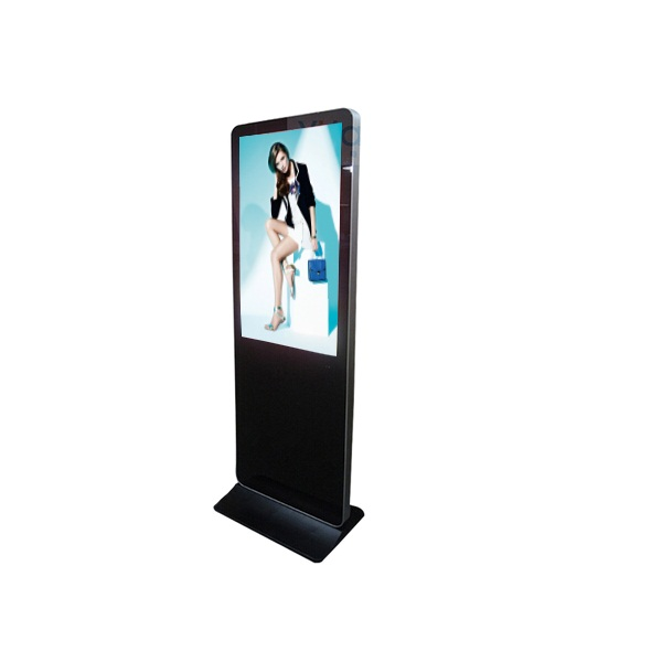 32 Inches 43 Inches Slim Floor Standing Advertising Player
