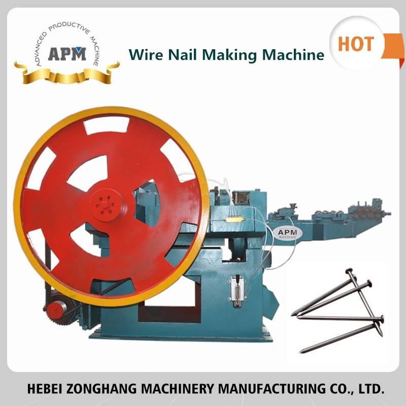 Nail Manufacturing Machine