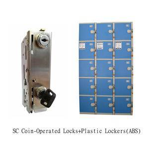 SC-Coin Operated Lock
