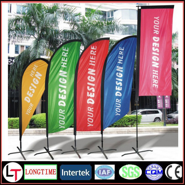 high quality flag banner for digital printing
