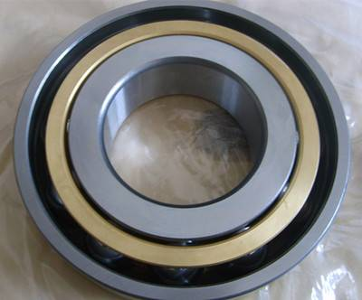 7000B  shanghai import angular contact ball bearing high quality factory stock