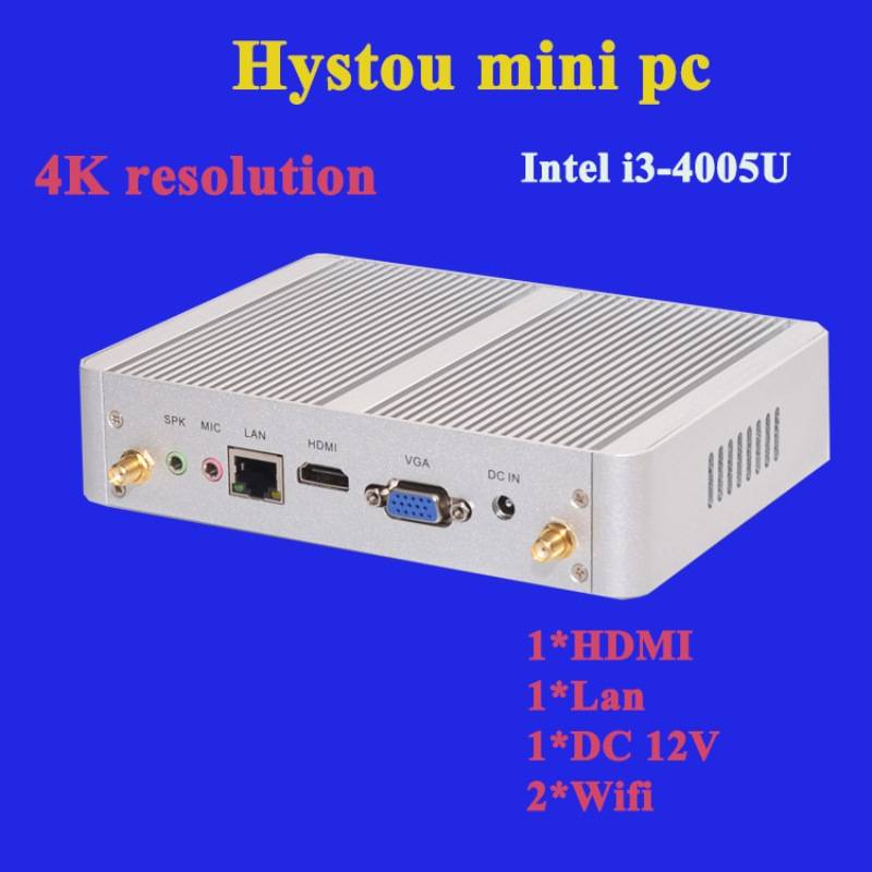 OEM Mini pc Windows10 with pci slot Intel celeron n3150 low power 12v fanless mini pc
