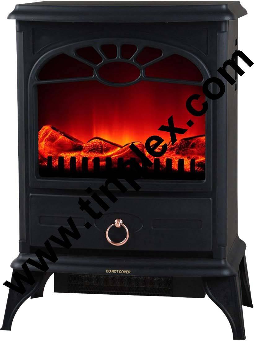 Mini European stylish design classy electric fireplace heater 1000/2000W
