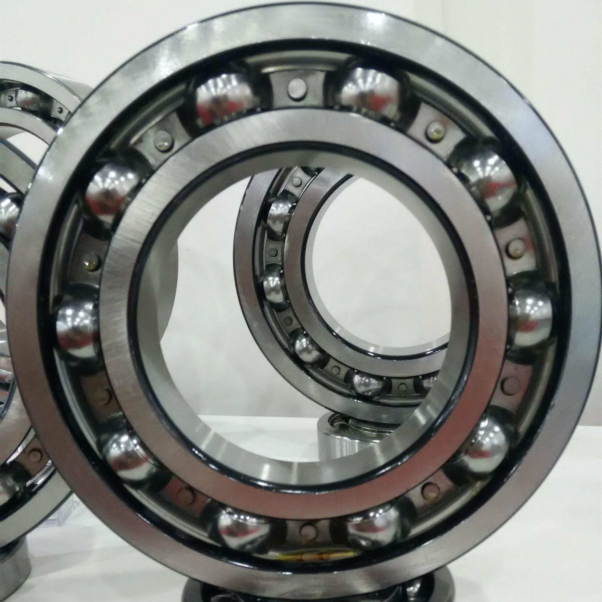Chrome Steel Deep Groove Ball Bearing for Motor Engine