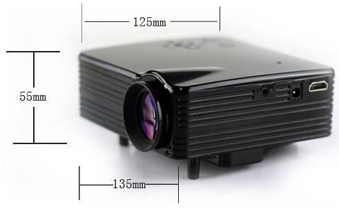YI-501 Cheapest Mini LED projector