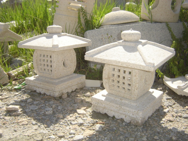 Sell stone lamp