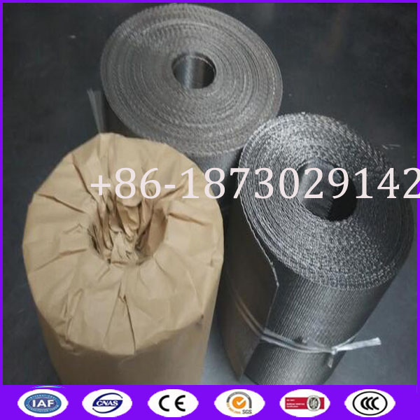 SS302 Automatic Continous Belt Screen Filter Mesh for Single or Twin Screw Extruder