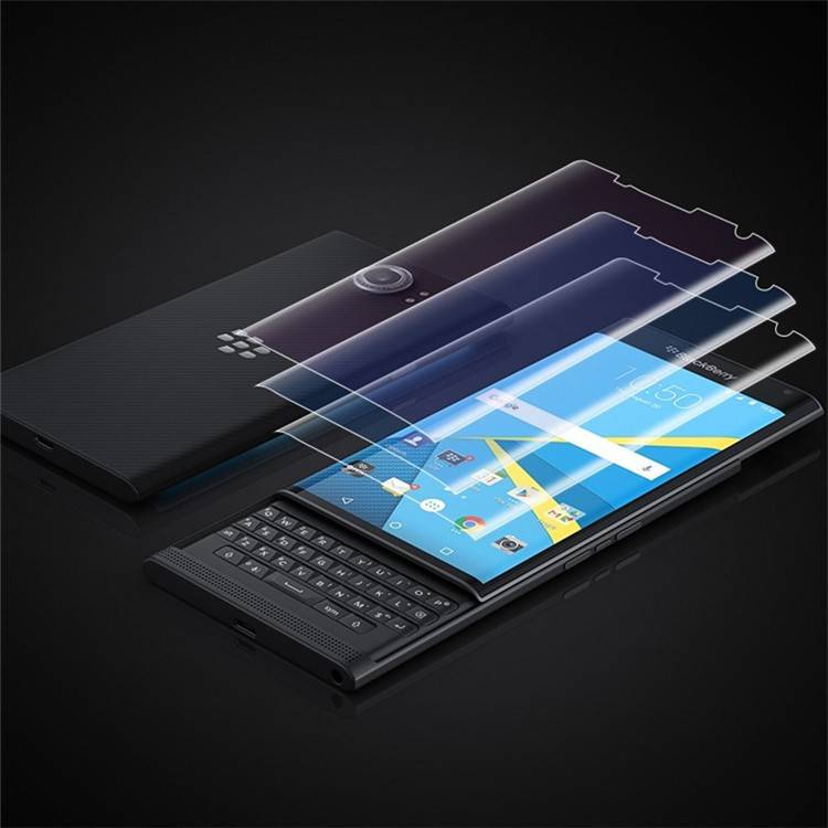 Screen Protection 2.5D Screen Guard 9H Premium Tempered Glass Screen Protector for Blackberry Priv