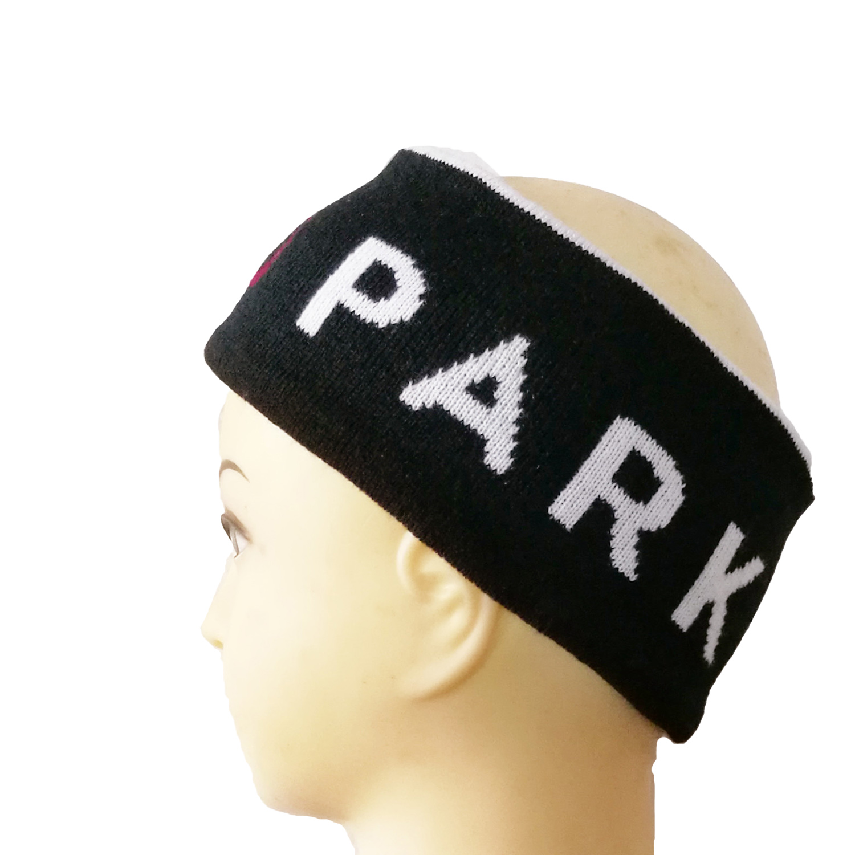 custom sports knitted headbands sweatbands