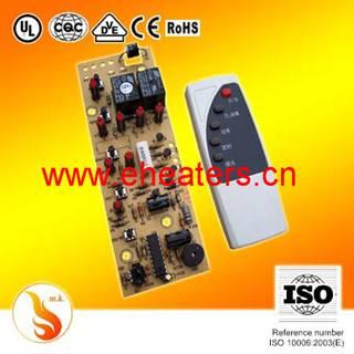 Control Circuit for Warm Air Blower