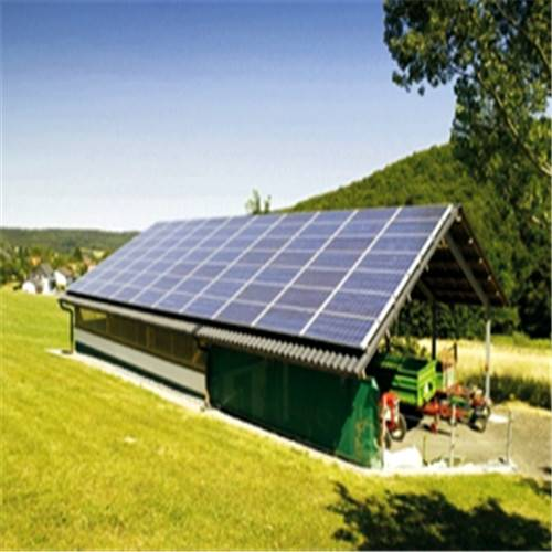 5kw Solar Power System for Home (JS-D20155000)