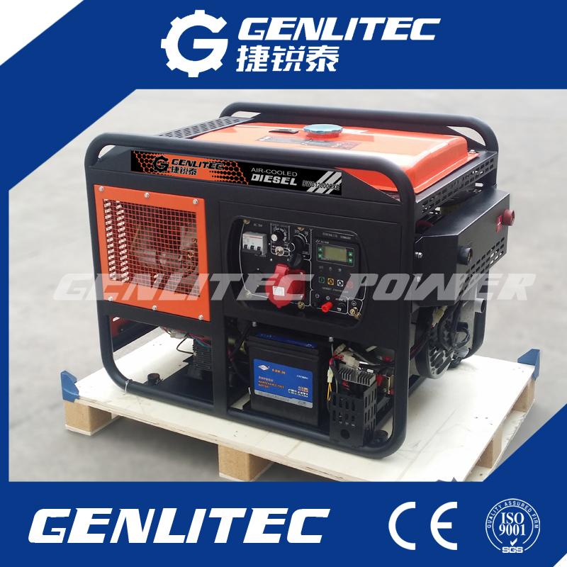 Welder generator 300A portable diesel welding generator
