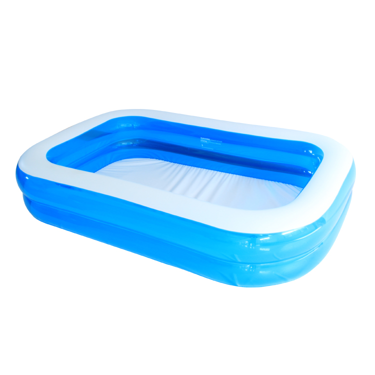 262cm inflatable swimming pool for sale