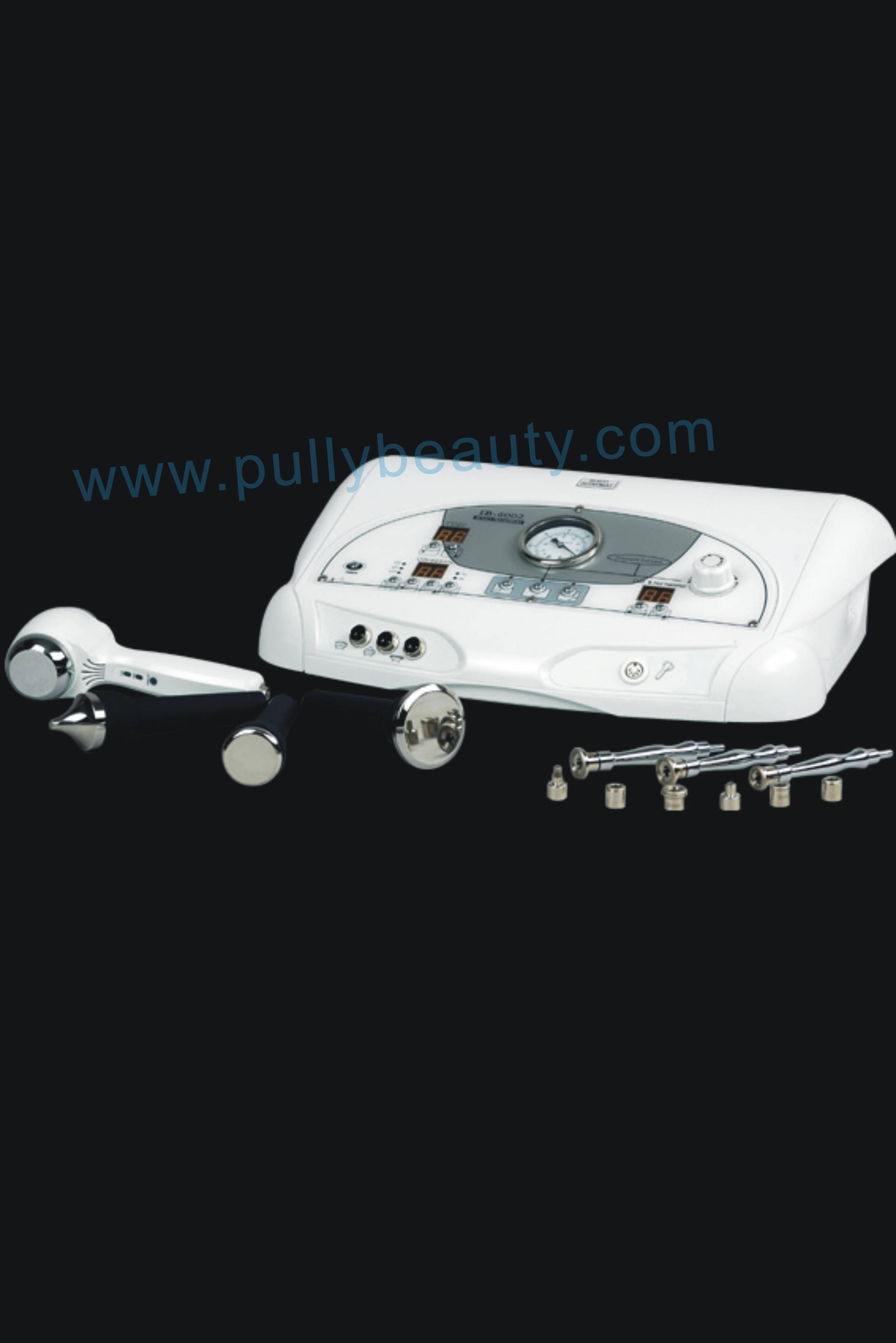 3 in 1 microdermabrasion instrument