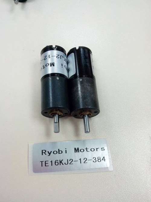 Quoted for Ink Key Motor TE16km-12-384
