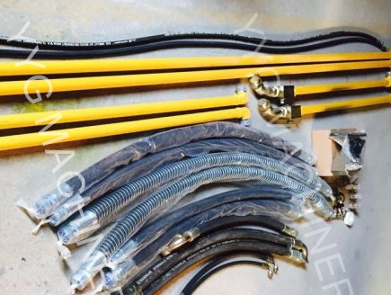 YYG hydraulic breaker tubes