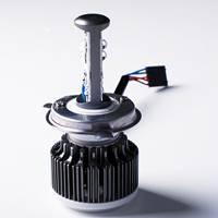 OEM High power high/low h4 40W LED headlight