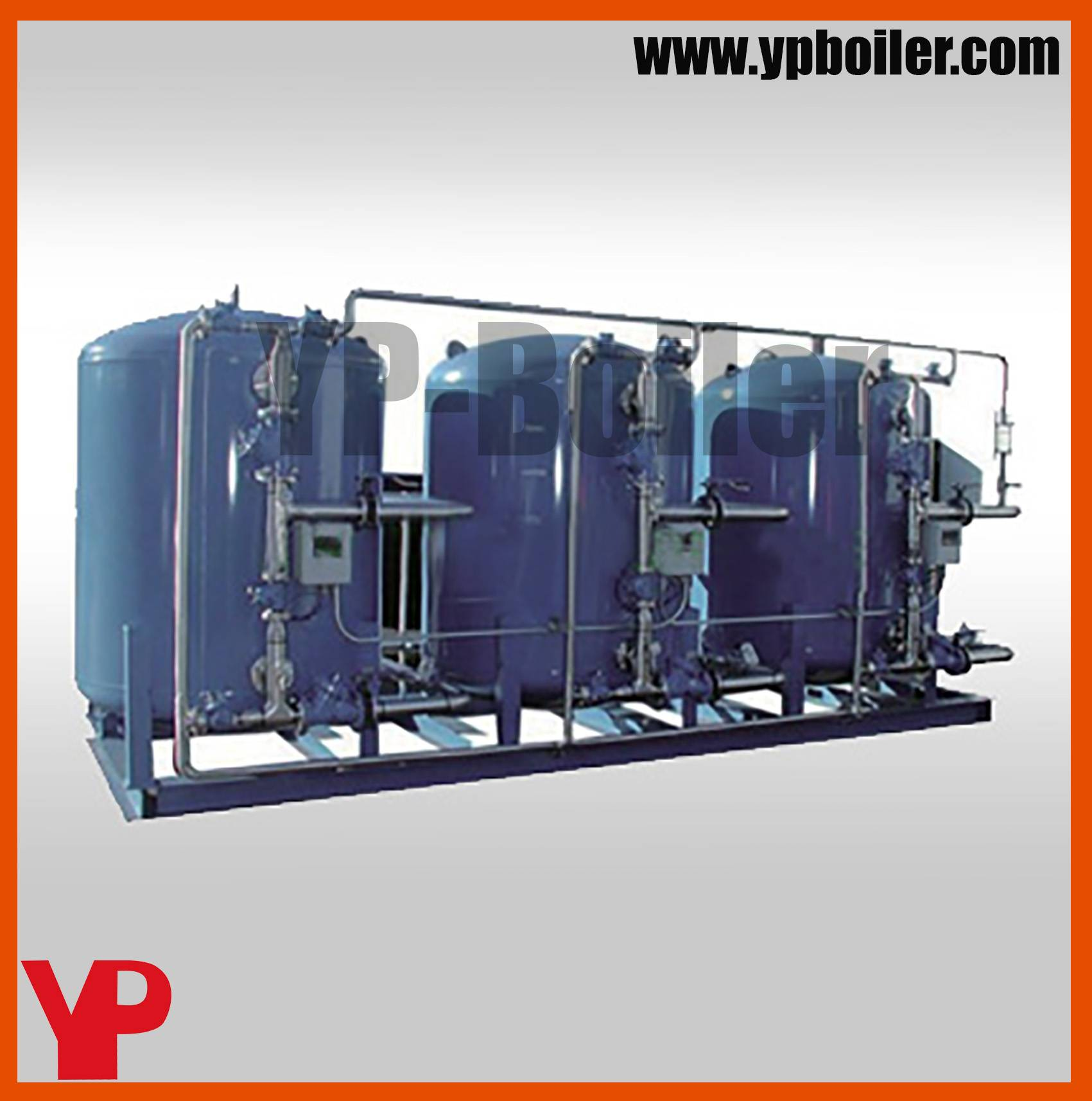 Fully-Automatic Water Softening Equipment