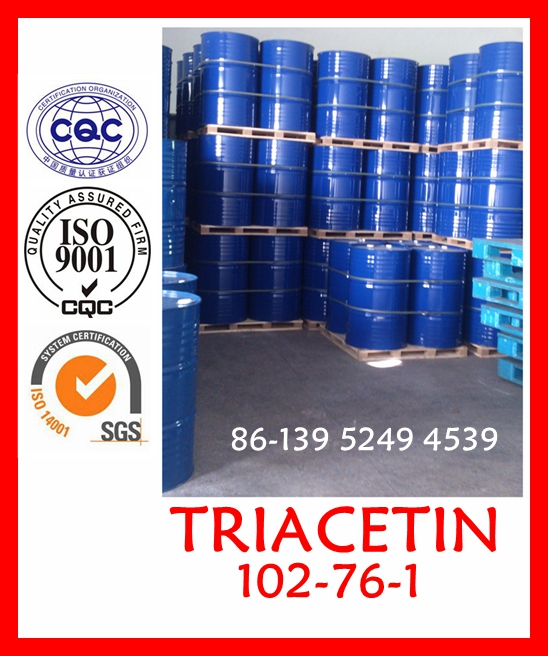 Triacetin food grade