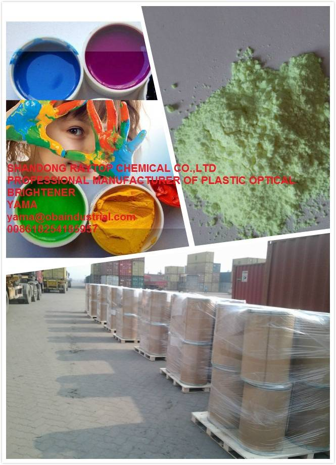 Plastic Optical Brightener OB For Paint And Coating