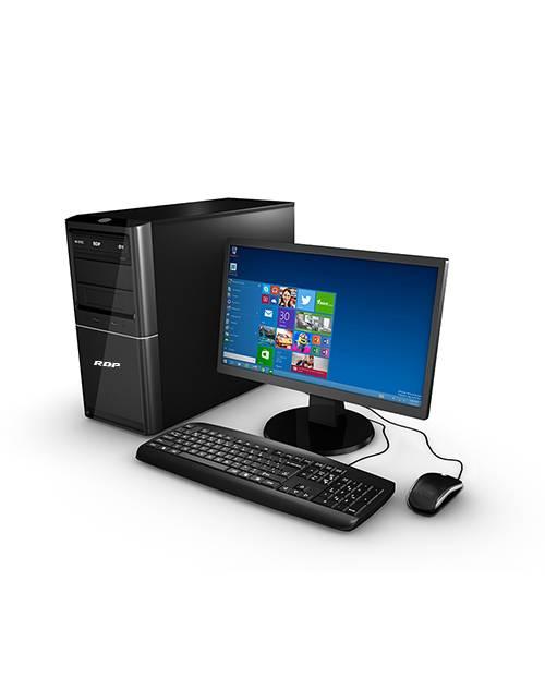 RDP Desktop D-550