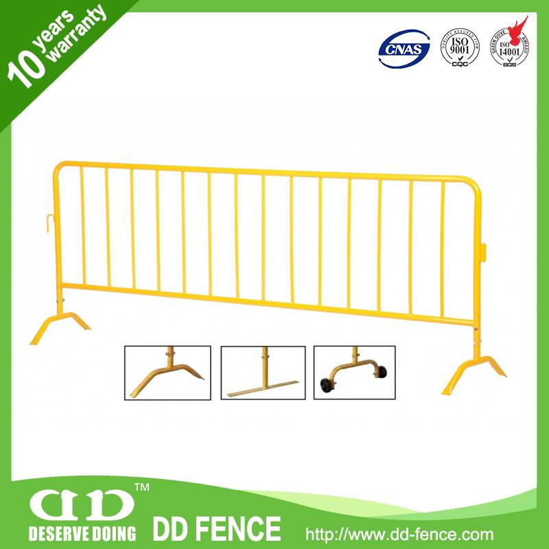 China manufacturer high quality Crowd Control Barrier