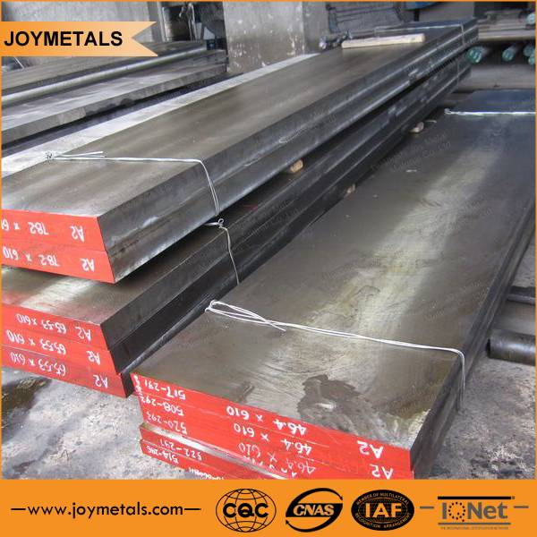 cold work tool steel plate A2 china suppliers