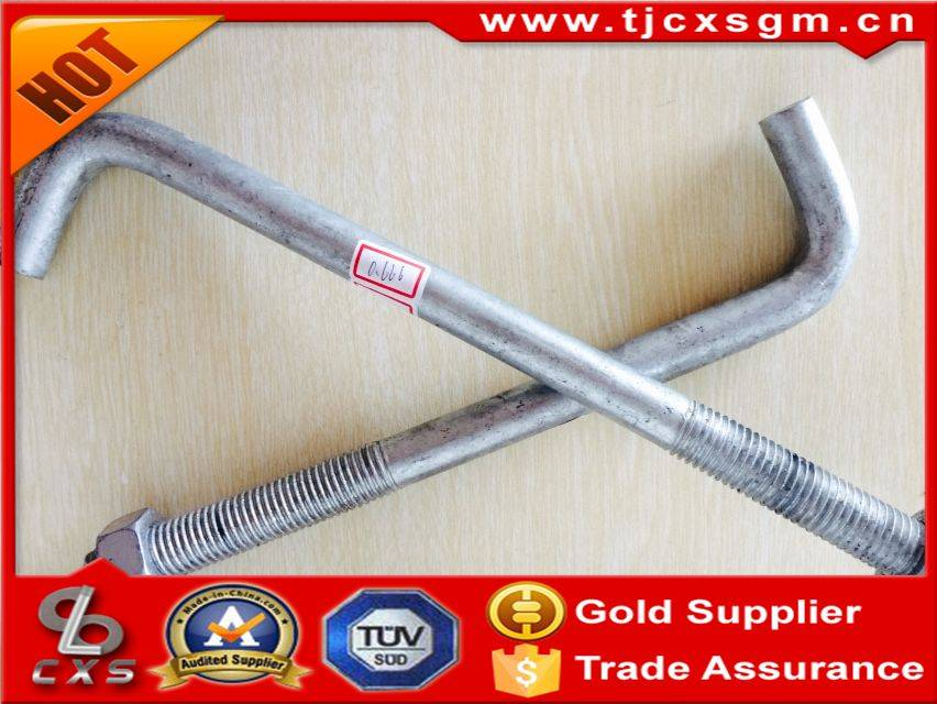 Best Selling Competitive Price Standard Size Anchor Bolt