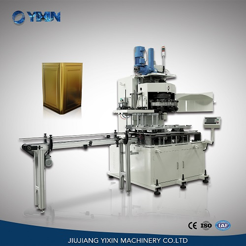 GT4B188 automatic can sealing machine