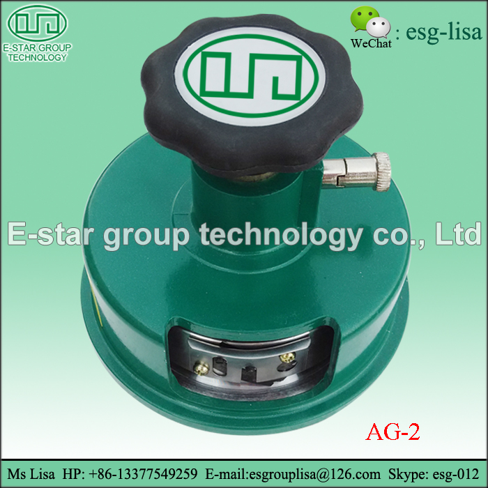 AG-2 Hand Press Textile Sample Cutter