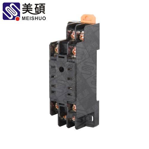 MEISHUO PYF08A socket 8pin relay socket
