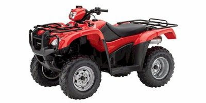 2012 Honda FourTrax Foreman 4x4 ES with Power Steering