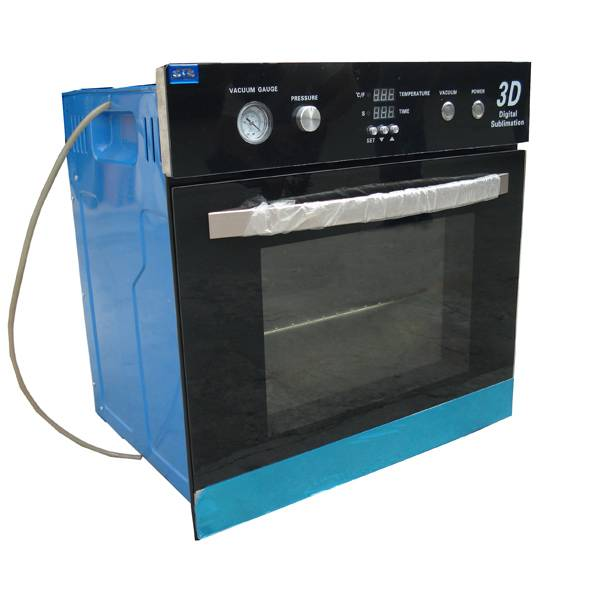 3D vacuum sublimation oven, universal large capacity 3d sublimation machine special for iphone cases