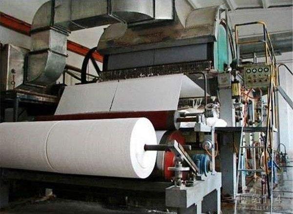 Small Tissue Paper Making Machine Toilet Tissue Paper Making Machinery
