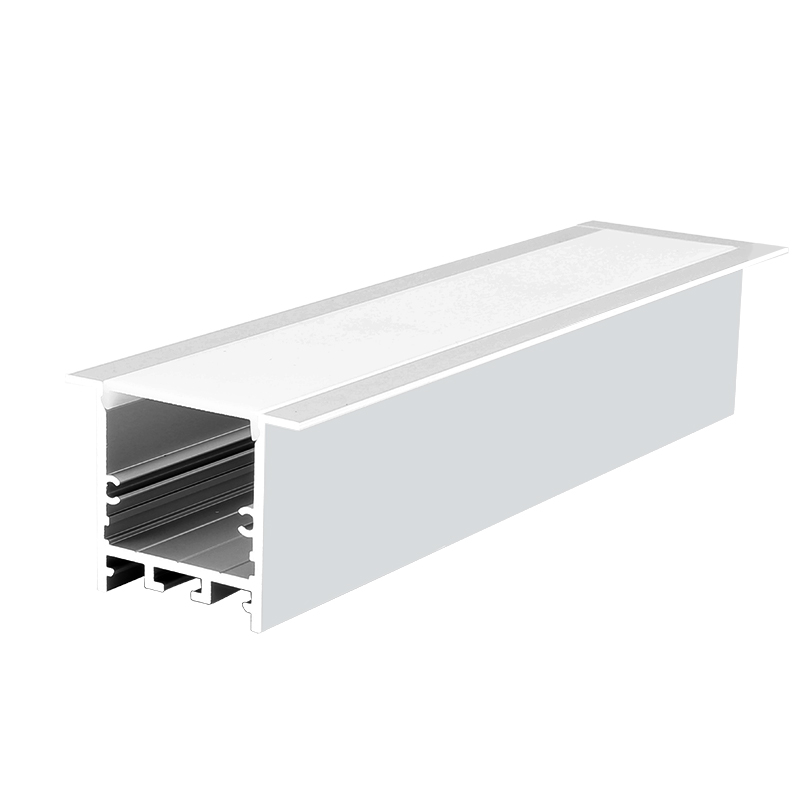 LED Recessed aluminum profile--RC3535-A