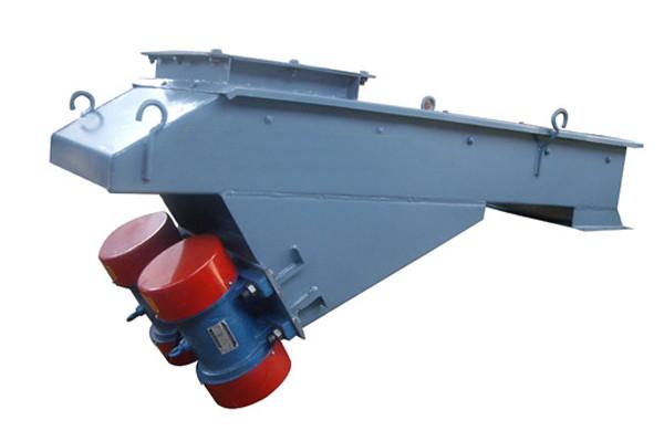 Motor vibration feeder