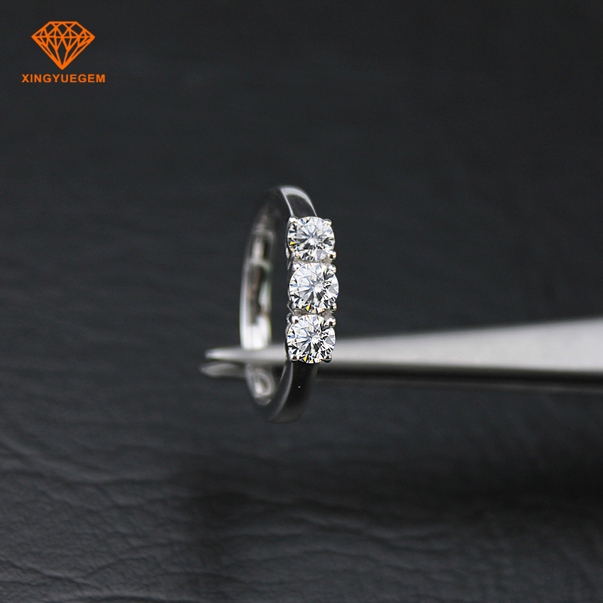 wholesale synthetic moissanite gem stones diamonds for making jewelry