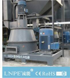 Grinding mill with air classifier