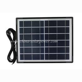 Small Size Plastic Frame Solar Panel Solar Module 10W