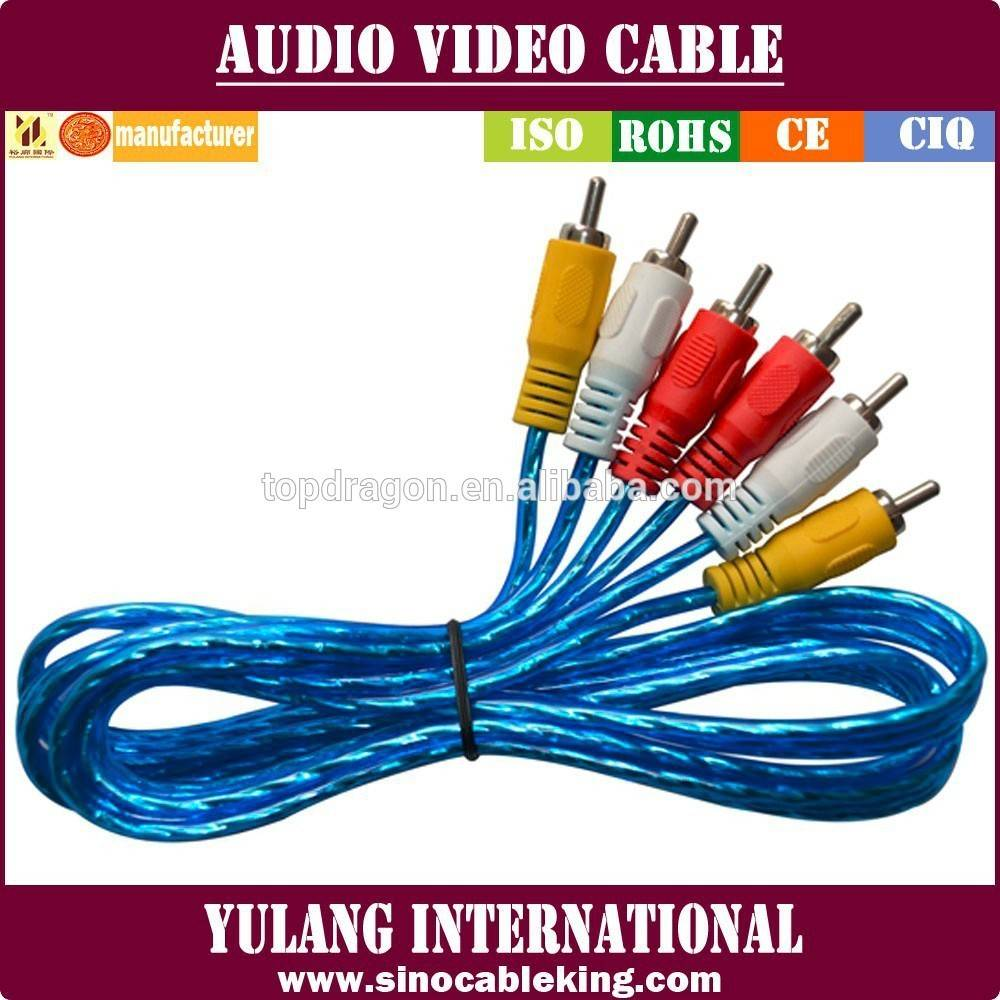 3R-3R Audio & Video cable with foil