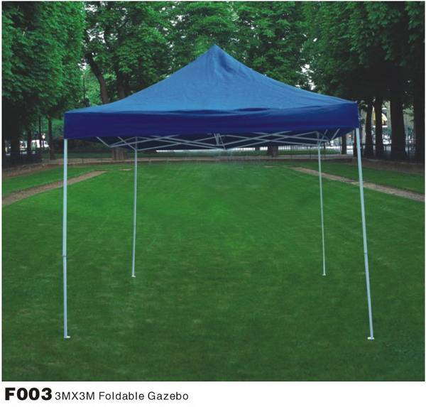 foldable gazebo F003