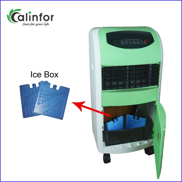 enegy saving 90W noiseless honey-comb electric air cooler fan