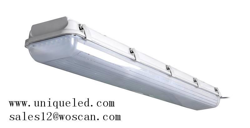 GRP tri-proof led light intelligent industrial