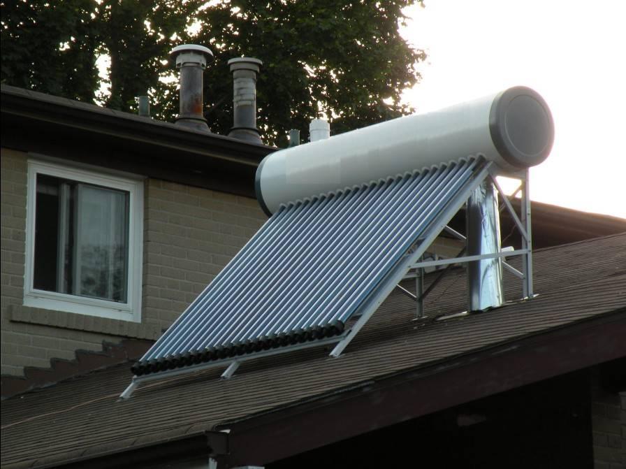 250L Pressurized solar water heater YJ-24P1.8-P58