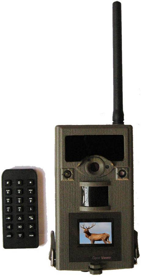 GPRS MMS outdoor wireless scouting camera