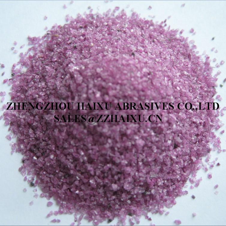 PFA Pink fused alumina/aluminum oxide/alumina oxide/corundum